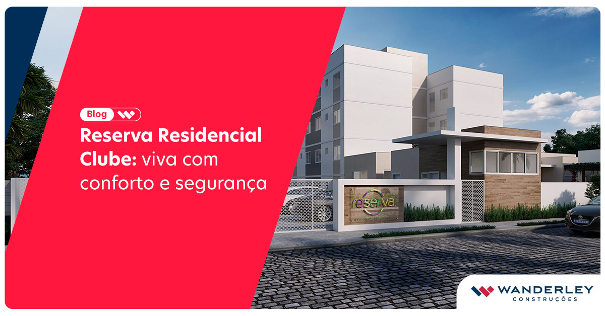More no Reserva Residencial Clube